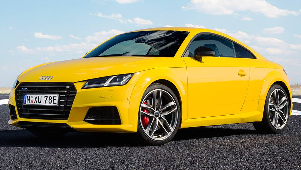 2015 Audi Tts Review First Australian Drive Carsguide