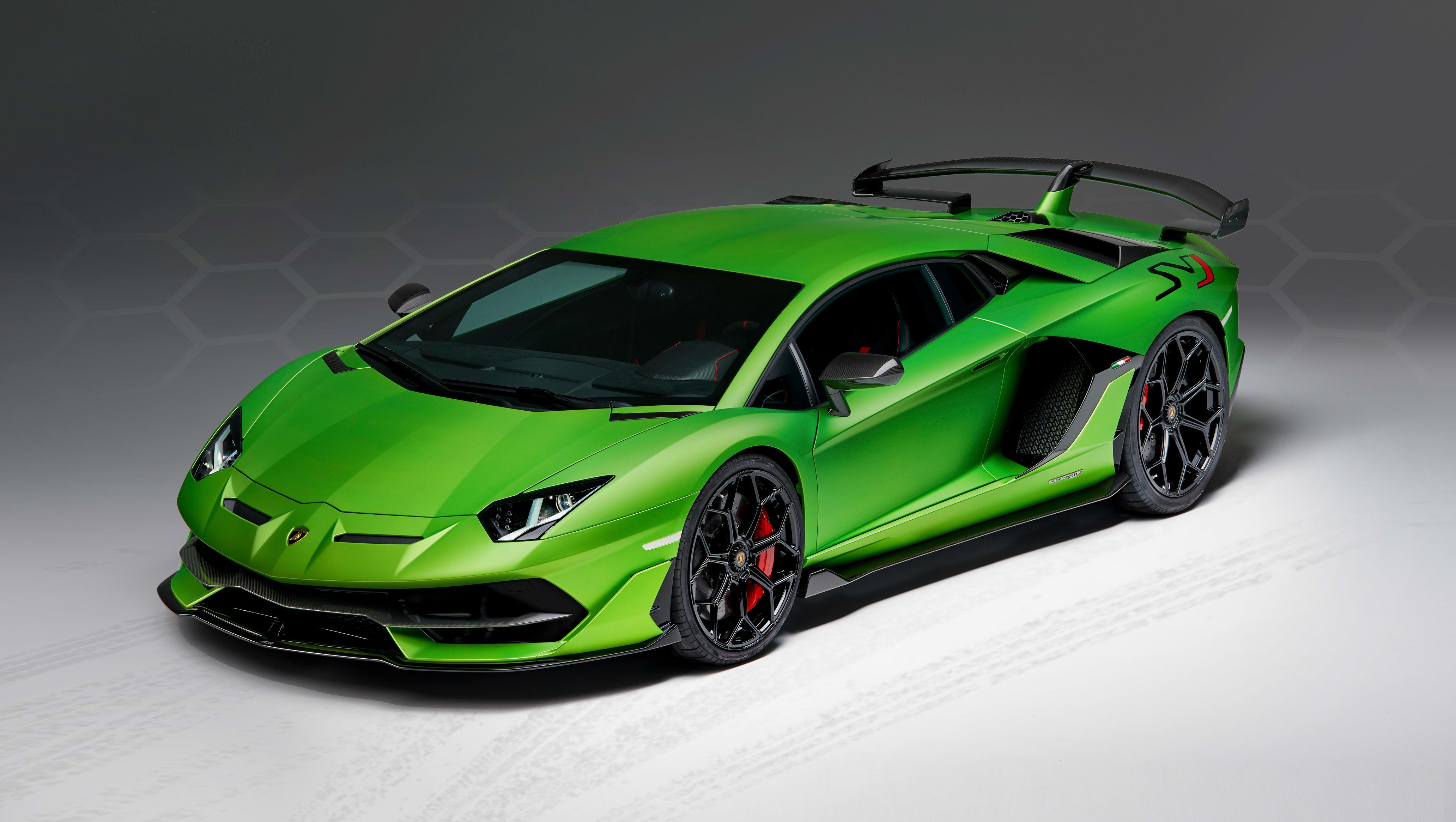Lamborghini Aventador Svj 2019 Pricing And Spec Revealed Car News