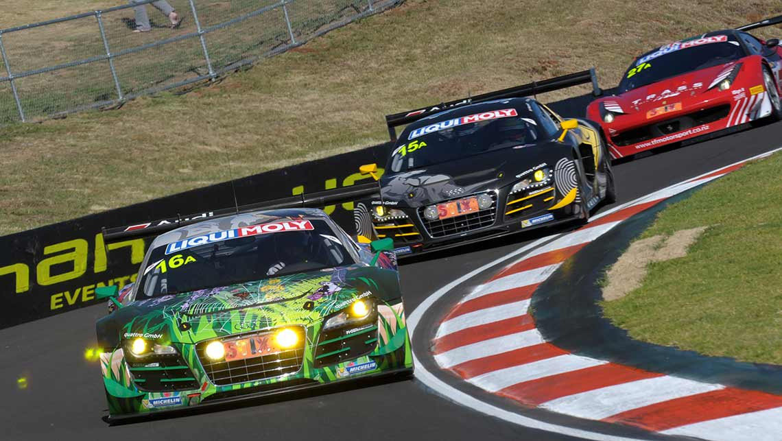 Why the Bathurst 12 Hour is an event not to miss