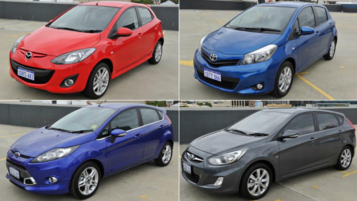 Small Cars 2012 Review Carsguide