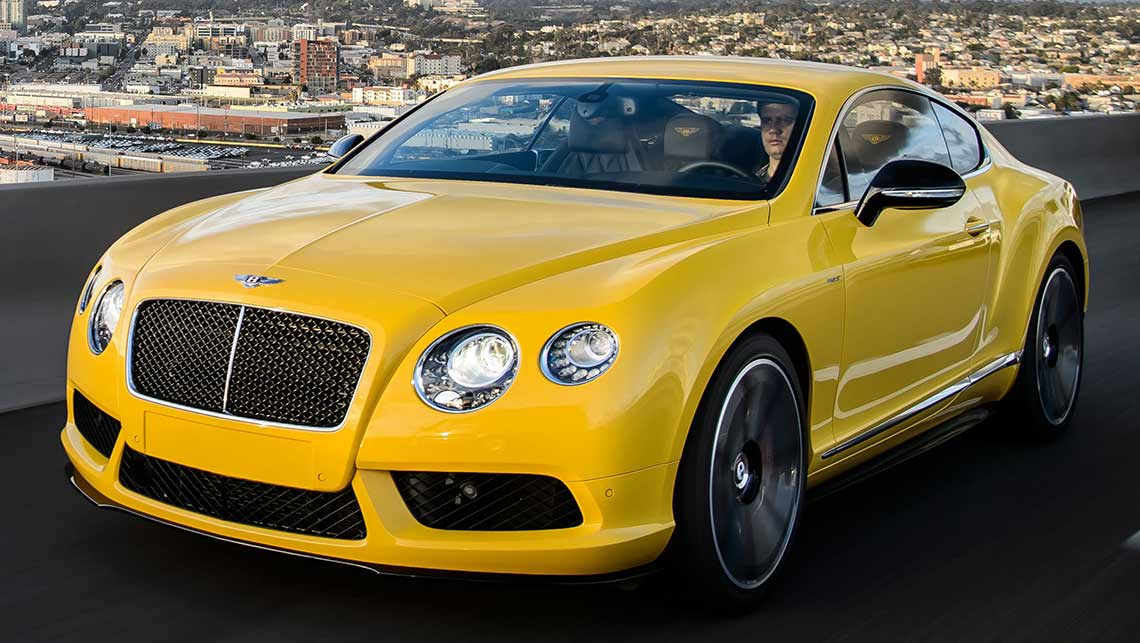 Bentley Continental 2014 review | CarsGuide