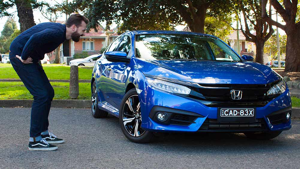 Honda Civic RS Sedan 2016 Review