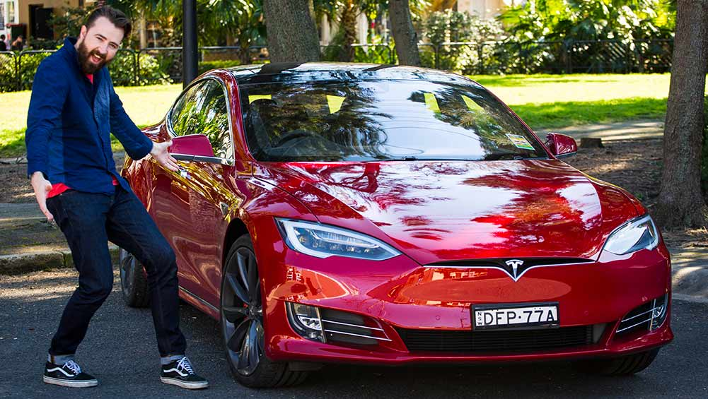 Buy Used Tesla Car