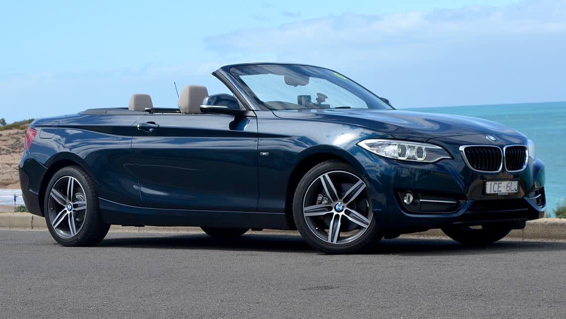 Bmw 228i Convertible >> BMW 220i 2015 review | CarsGuide