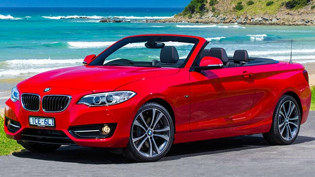 2015 Bmw 2 Series Convertible New Car Sales Price Car