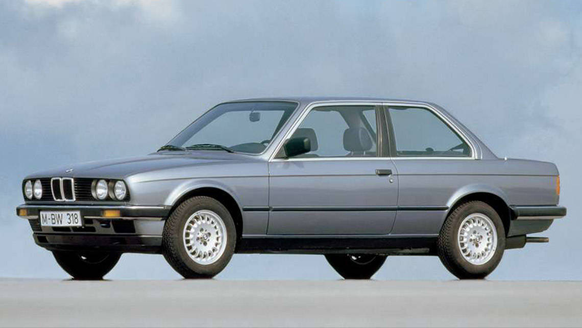 Used car review BMW 318i 1983-1991 | CarsGuide