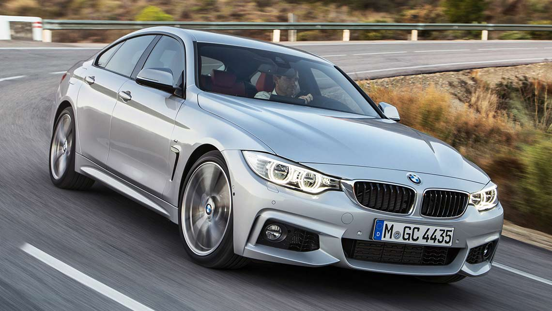 luxury bmw m3 4 door thule silver aeroblade edge roof rack 12 bmw 435i 2014 review carsguide 582