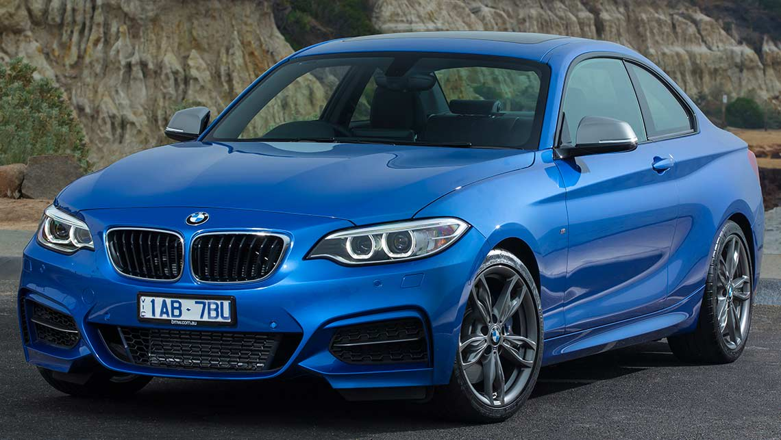 BMW 2 Series M235i 2014 Review