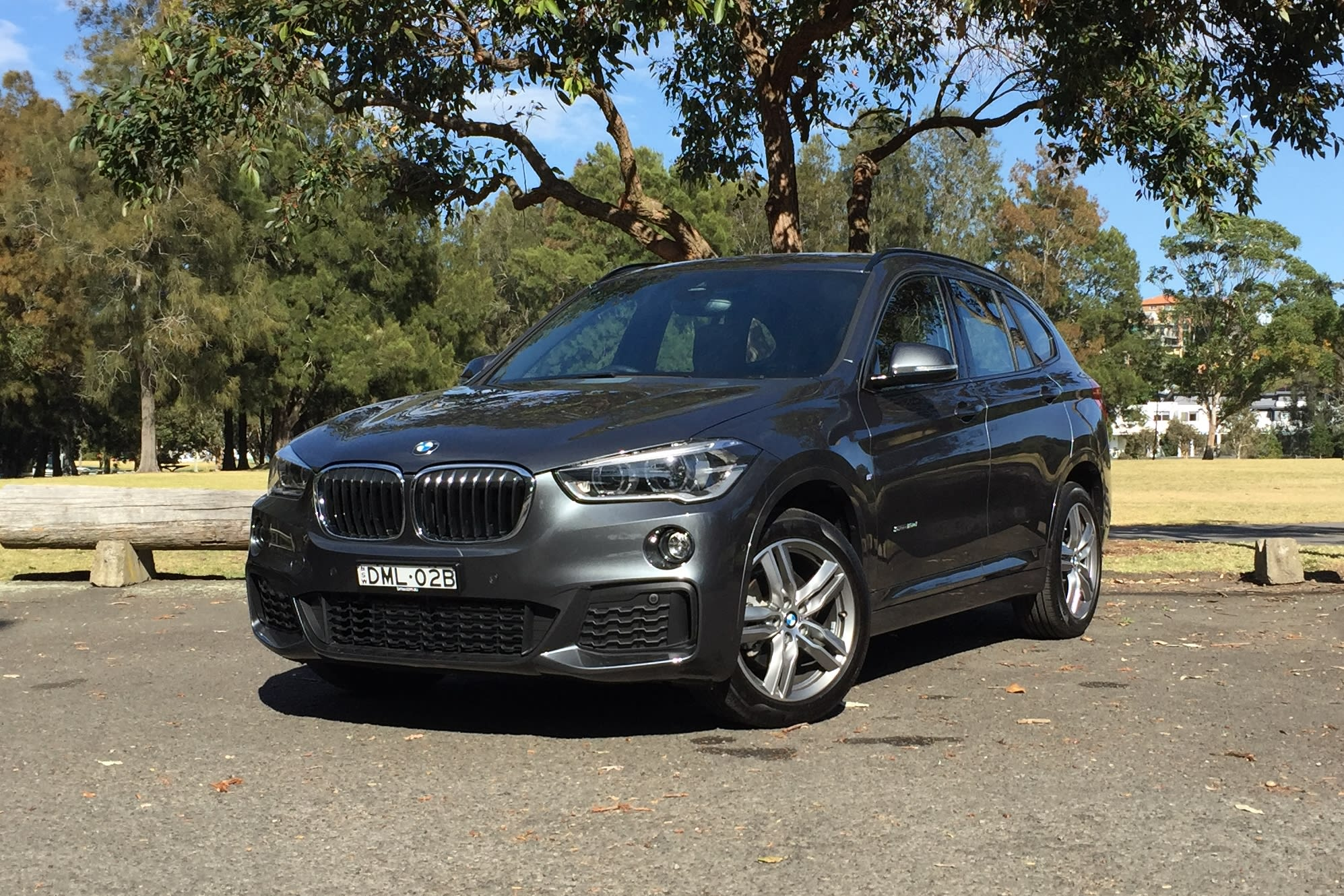 bmw x1 2017 review sdrive18d carsguide. Black Bedroom Furniture Sets. Home Design Ideas