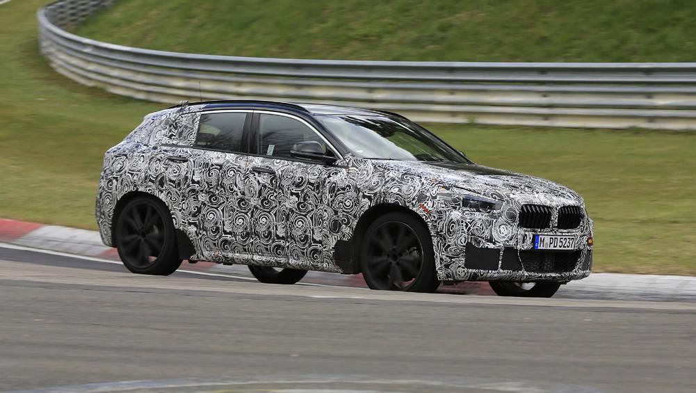 2018 BMW X2 | Spy Pics