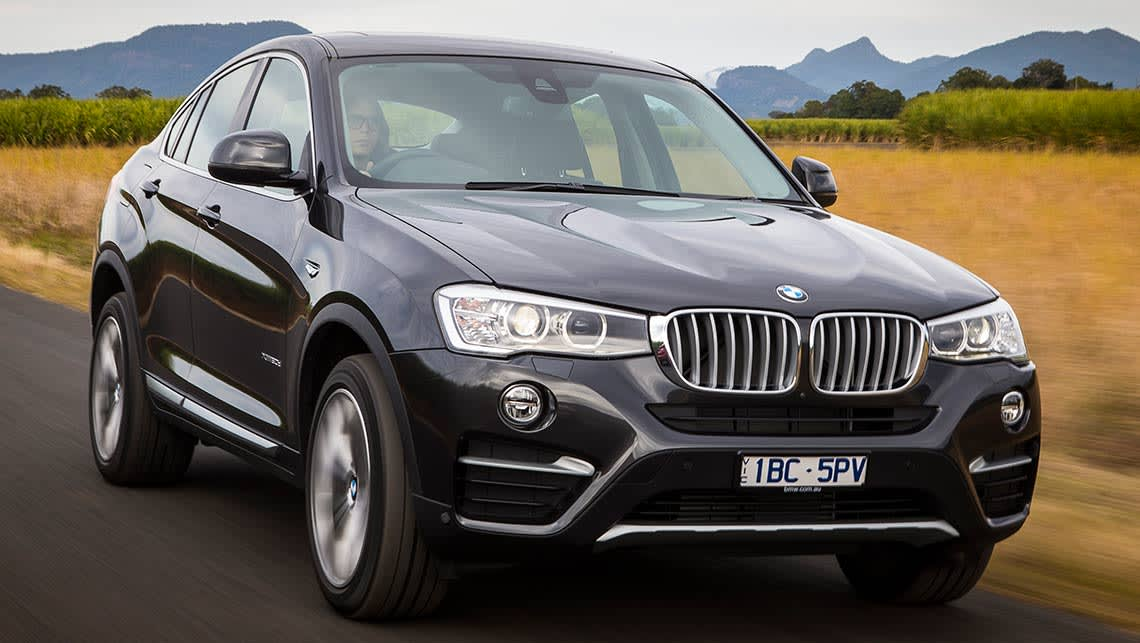 BMW X4 XDrive30d 2014 Review