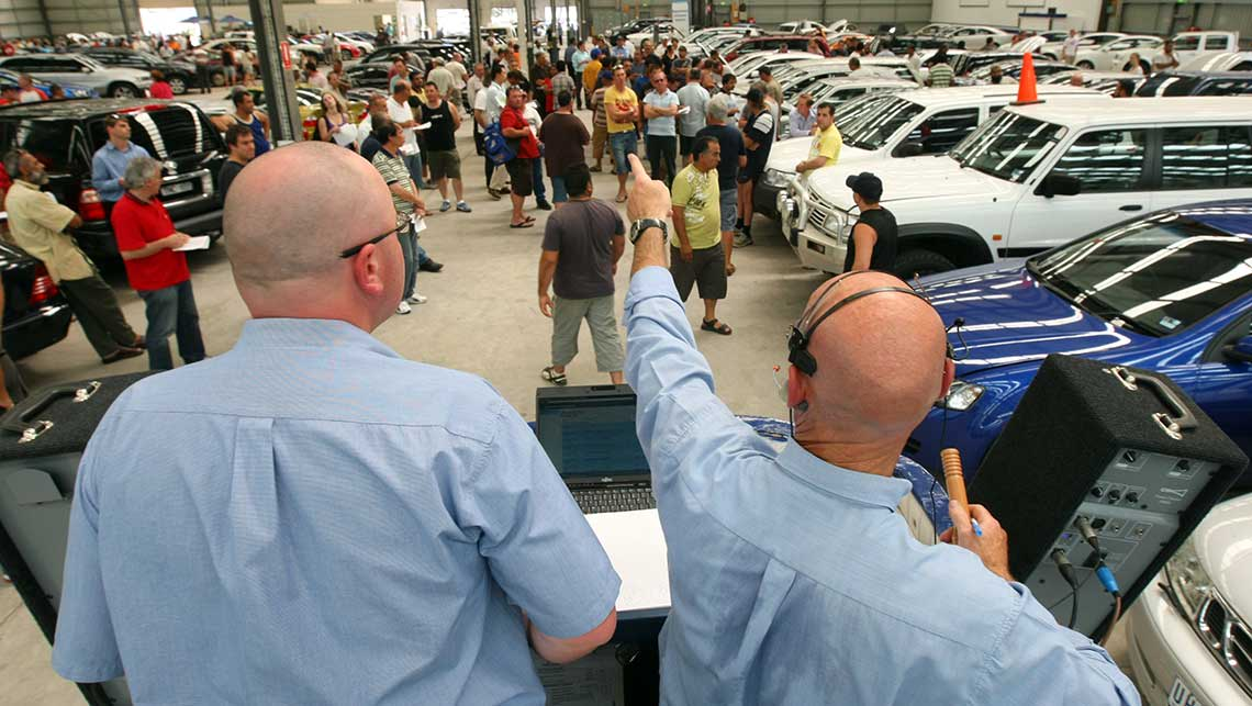 Best tips for buying a car at auction - Car Advice | carsguide