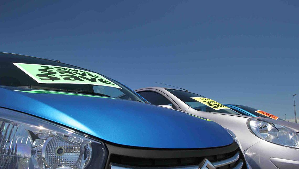 Eofy car deals 2018