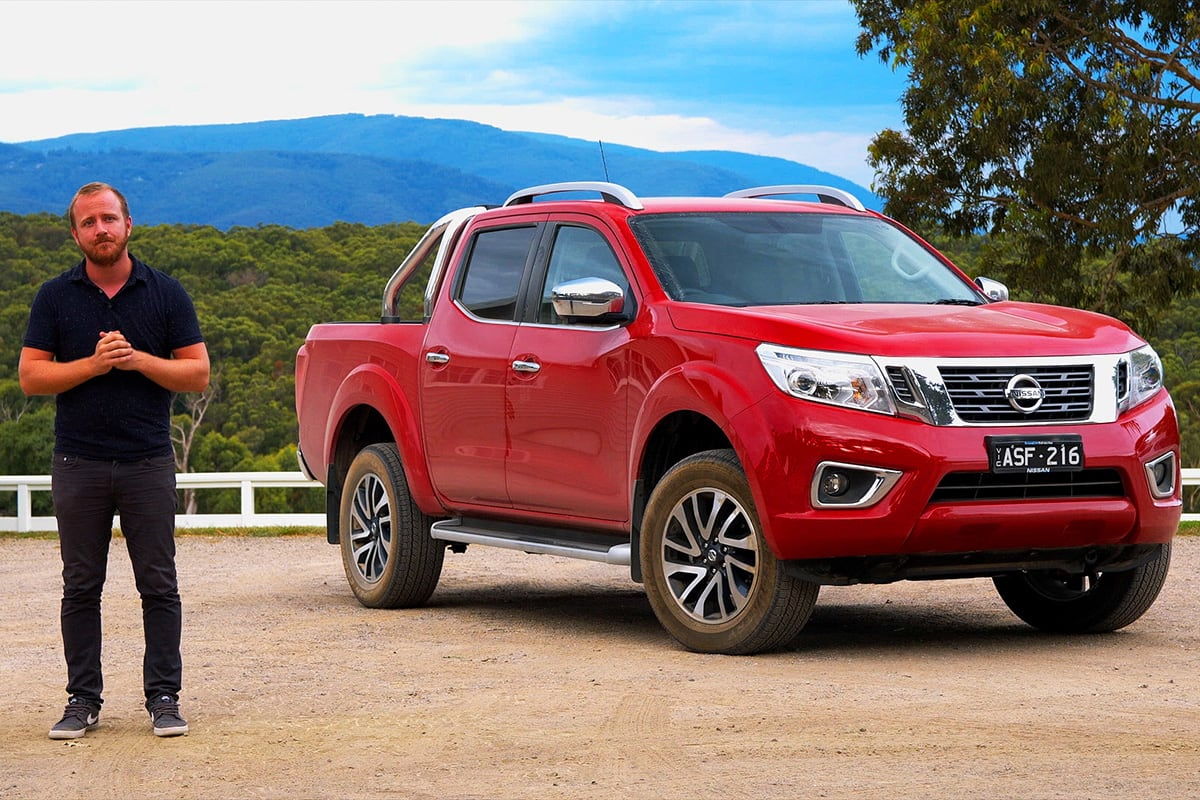 nissan navara 2018 review carsguide. Black Bedroom Furniture Sets. Home Design Ideas