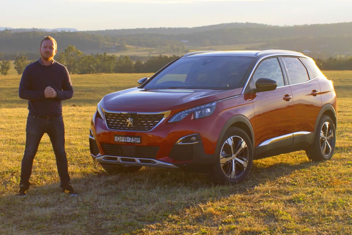 Peugeot 3008 2017 Review Carsguide