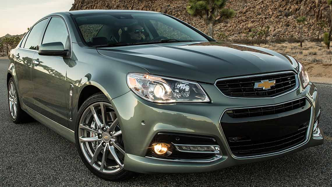 Holden Commodore Ss To Get Ls3 6 2 V8 Car News Carsguide