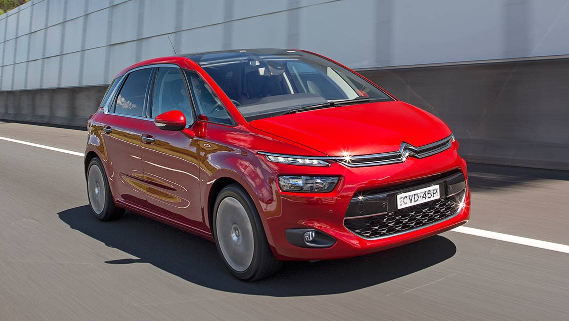 citroen c4 picasso 2015 review carsguide. Black Bedroom Furniture Sets. Home Design Ideas