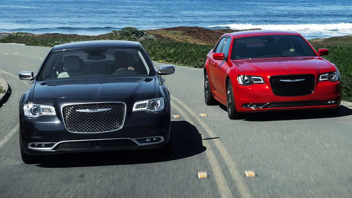 2015 Chrysler 300 Revealed Car News Carsguide