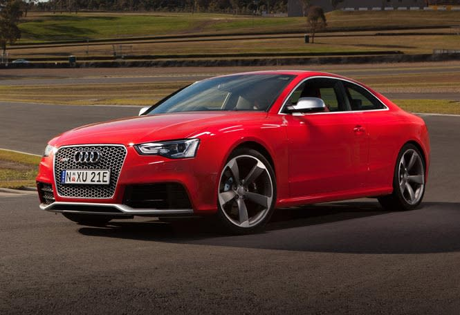 2013 audi rs5 coupe review carsguide. Black Bedroom Furniture Sets. Home Design Ideas