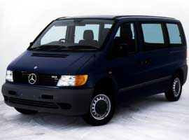 Used Mercedes-Benz Vito review: 1998-2001 | CarsGuide
