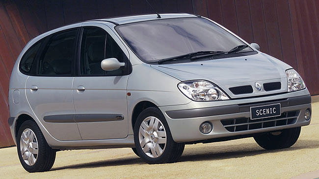 renault scenic 2003 review carsguide. Black Bedroom Furniture Sets. Home Design Ideas
