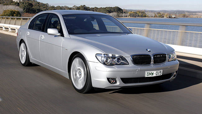 Used BMW Series Review CarsGuide - 2005 bmw 740i