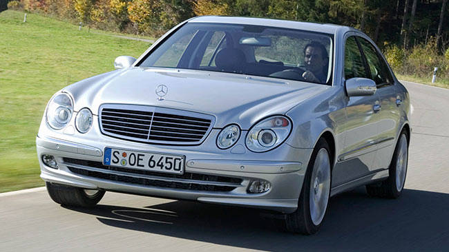 Used Mercedes Benz E Class Review 2004 2013 Carsguide