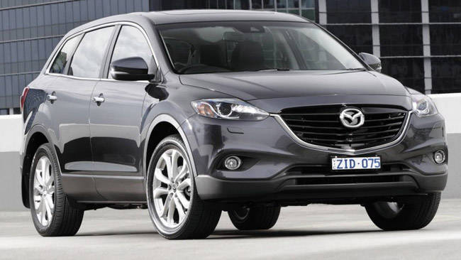 mazda cx 9 2013 review carsguide. Black Bedroom Furniture Sets. Home Design Ideas