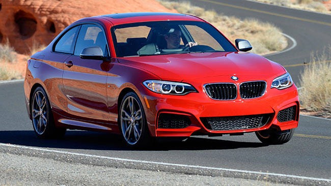 BMW 2 Series 2014 Review  CarsGuide