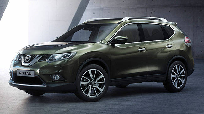 2014 nissan x trail pricing and specifications car news. Black Bedroom Furniture Sets. Home Design Ideas