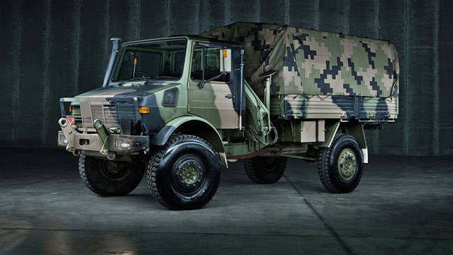 Adf Selling Off Military Vehicles To The Public Car News