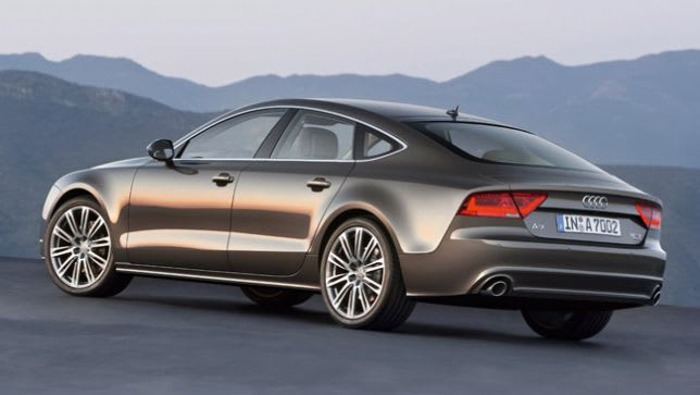 audi a7 sportback 2012 review carsguide. Black Bedroom Furniture Sets. Home Design Ideas