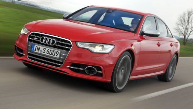 Audi S And S Review CarsGuide - Audi s6 review