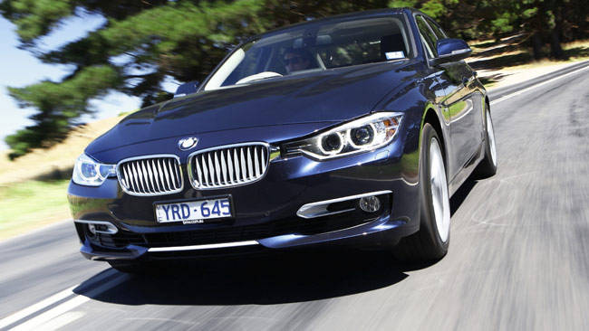 BMW Series I Sport Review CarsGuide - 355i bmw