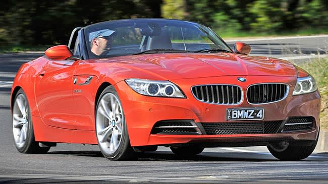 Bmw Z4 Coupe 2013 Review Carsguide