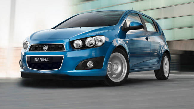 Holden Barina Manual 2011 Review Carsguide