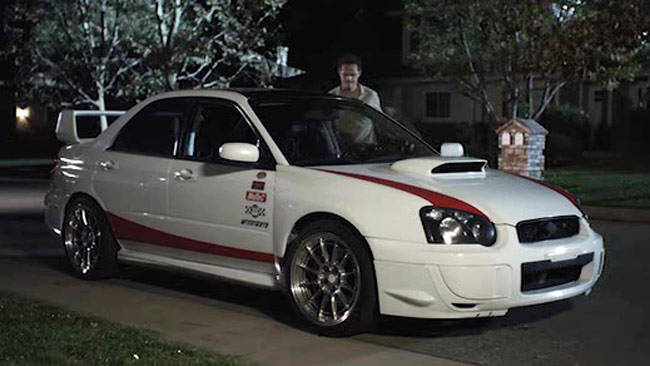 Subaru Wrx Sti Stars In Born To Race Trailer Car News Carsguide