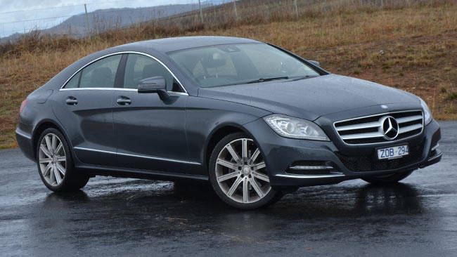 Mercedes benz cls 250 2014 review carsguide for Mercedes benz cls 250 price