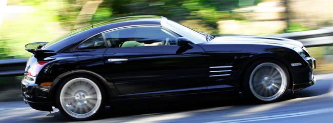 Chrysler crossfire 2010