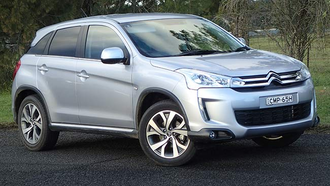 citroen c4 aircross 2013 images galleries with a bite. Black Bedroom Furniture Sets. Home Design Ideas