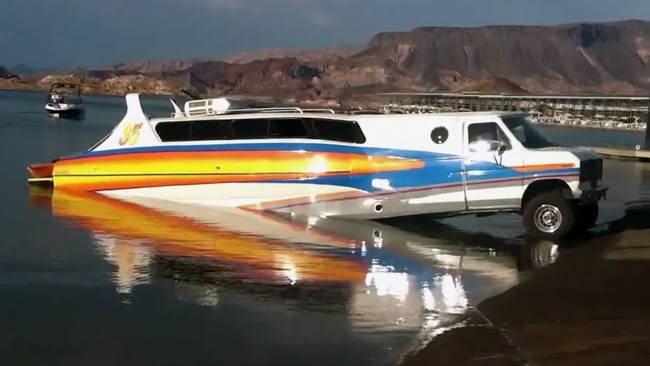 Coolest Car Boat Combo Car News Carsguide