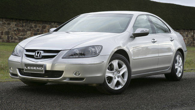Used Honda Legend Review 2006 2008 Carsguide