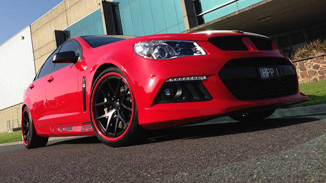 The 'other' supercharged HSV - Car News | CarsGuide