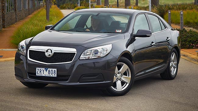 Holden Malibu 2013 review | CarsGuide