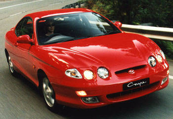 Used Hyundai Coupe Review 1996 1999