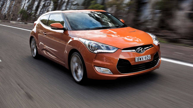 hyundai veloster 2012 review carsguide. Black Bedroom Furniture Sets. Home Design Ideas