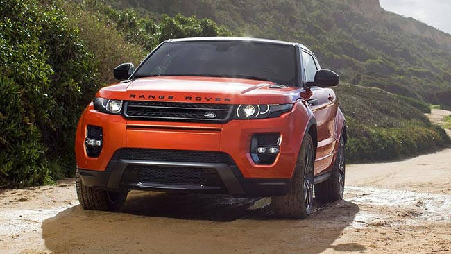Range Rover Evoque Autobiography Dynamic Revealed Car News Carsguide