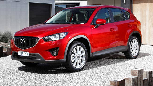 2012 mazda cx 5 diesel review carsguide. Black Bedroom Furniture Sets. Home Design Ideas