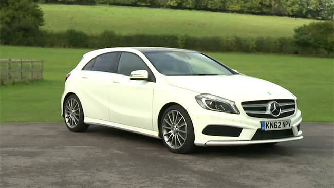 2014 Mercedes Benz A250 Sport Review Video Carsguide
