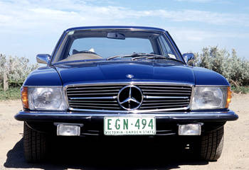 Used MercedesBenz SLC Review CarsGuide - Mercedes classic cars